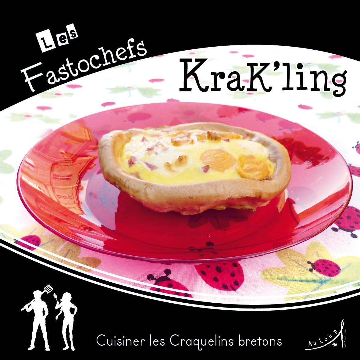 Krak 39 ling cuisiner les craquelins bretons au loup ditions - Cuisiner vesse de loup ...